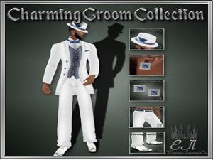 Charming Groom