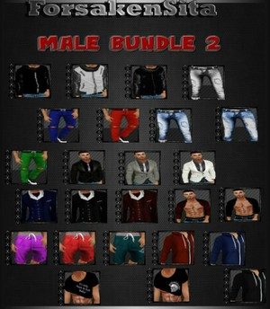 Male Bundle 2 Catty Only!