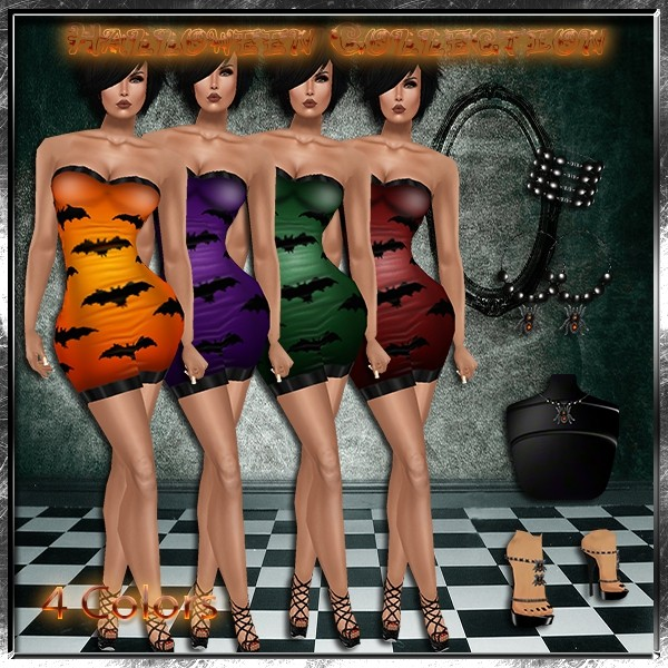 Halloween Collection -Catty Only-