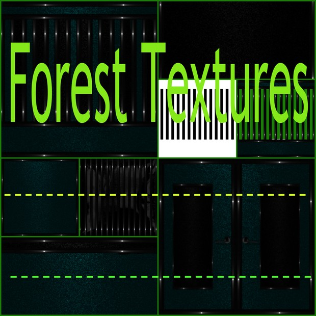 Forest Room Textures