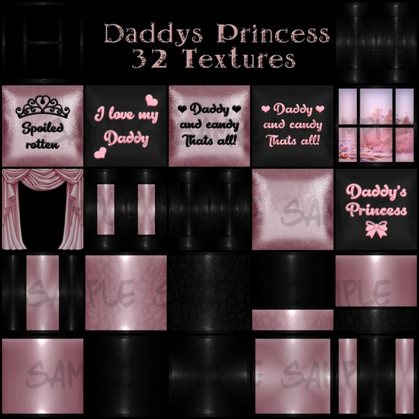 Daddys Princess Catty Only!