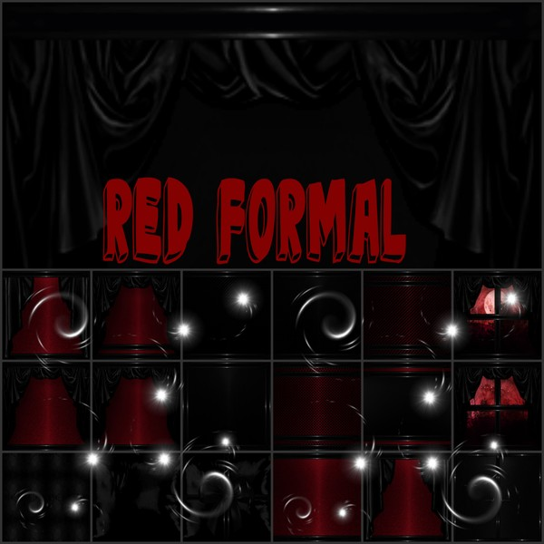 Red Formal
