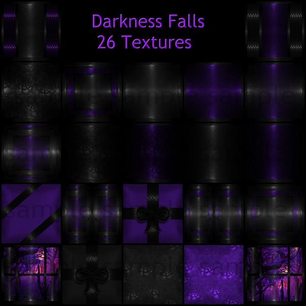 Darkness Falls Catty only!