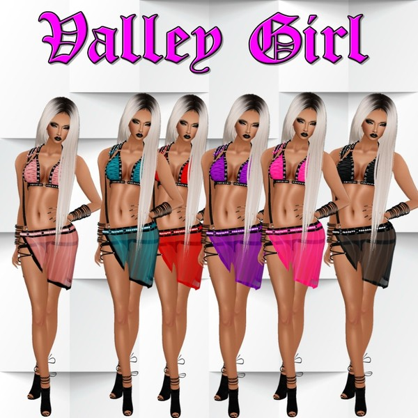 Valley Girl Catty Only!