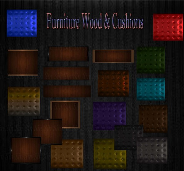 Furniture Wood Catty Oly