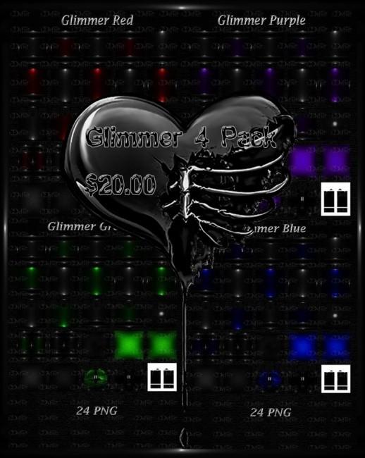 Glimmer 4 Pack