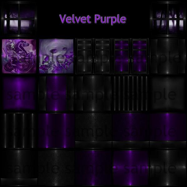 Velvet Cally Only!