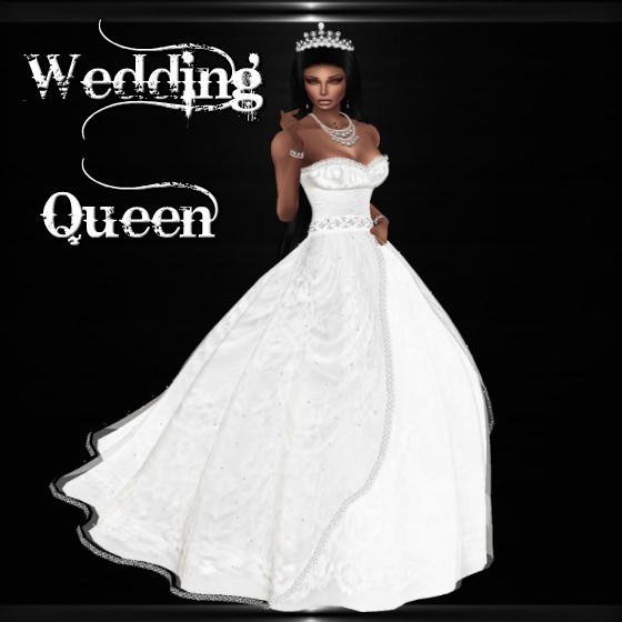 Wedding Queen Catty Only-