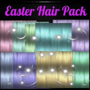 Easter Hair Pack