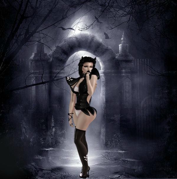 Dark Princesss Catty only!