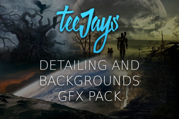 Effects and Backgrounds GFX Pack!