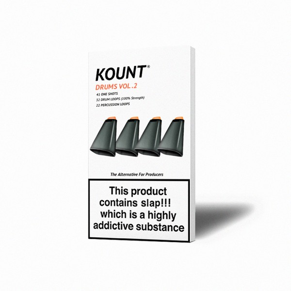 Kount Drums Vol. 2