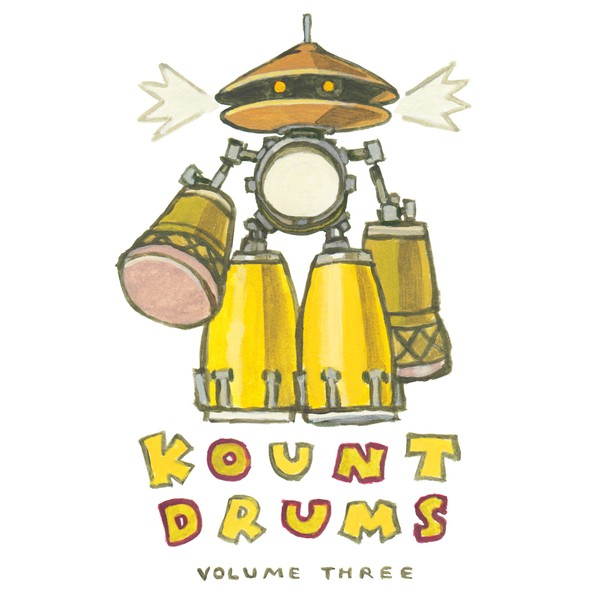 Kount Drums Volume 3 Trial