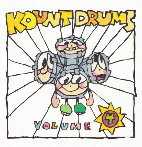 Kount Drums Volume 4 Trial