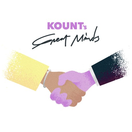 Kount's Great Minds Vol 2 - Aaron Paris