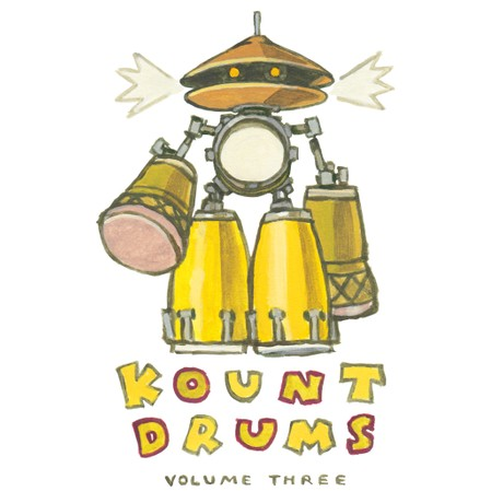 Kount Drums Volume 3
