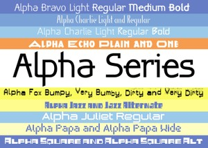 Alpha-Series-Packet