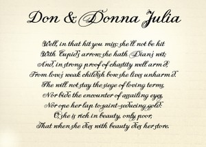 Don & Donna Julia Value Pack
