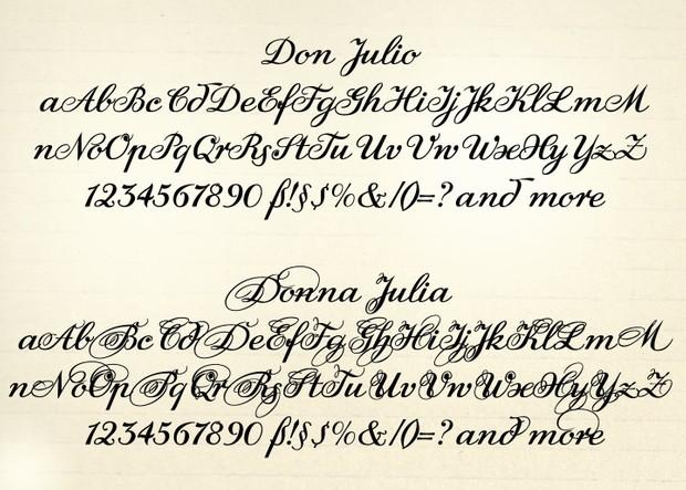 Don & Donna Julia Value Pack