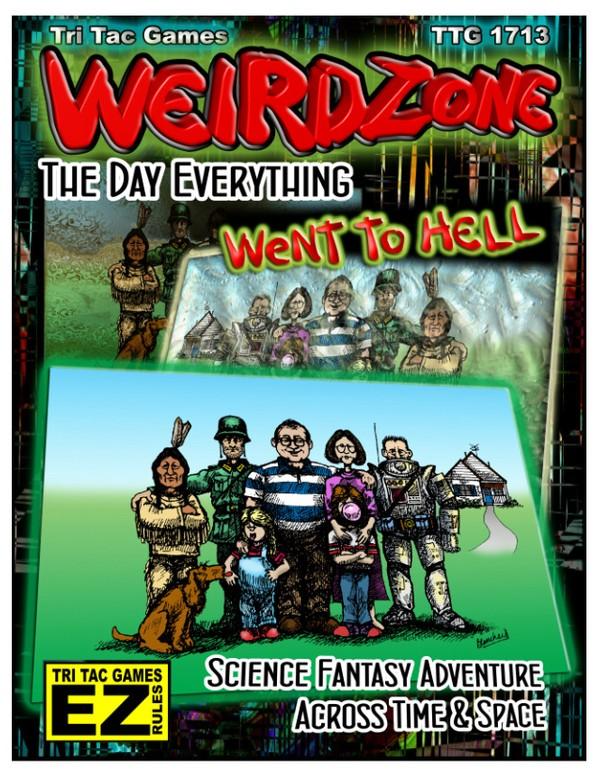 Fringeworthy® WeirdZone