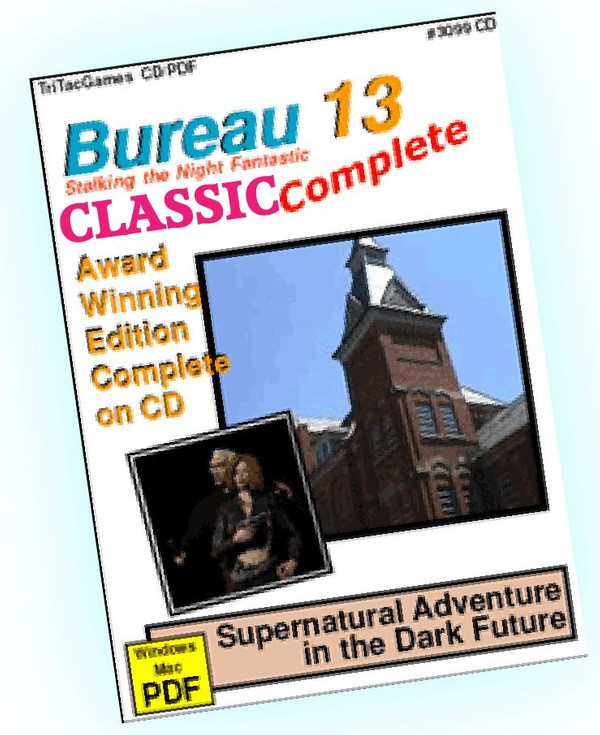 Bureau 13: Stalking the Night Fantastic® Classic Complete Collection -- Unrevised