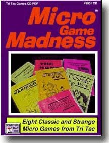 Micro Game Madness