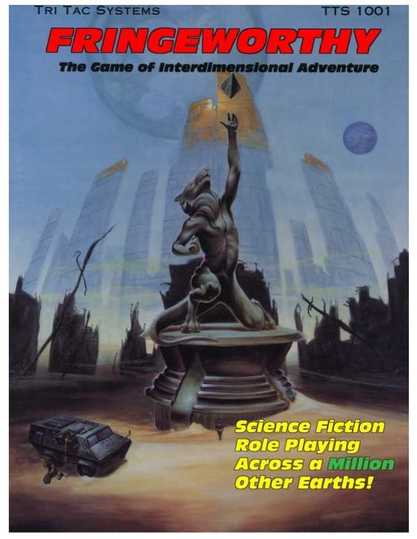 Fringeworthy 1992 Edition Corebook