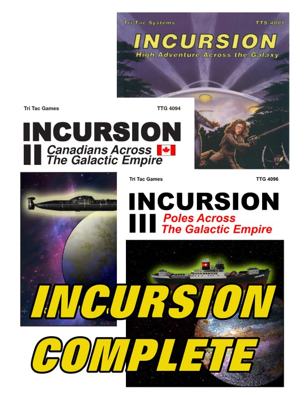 Incursion Collection