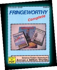 Fringeworthy Classic Complete -- Unrevised