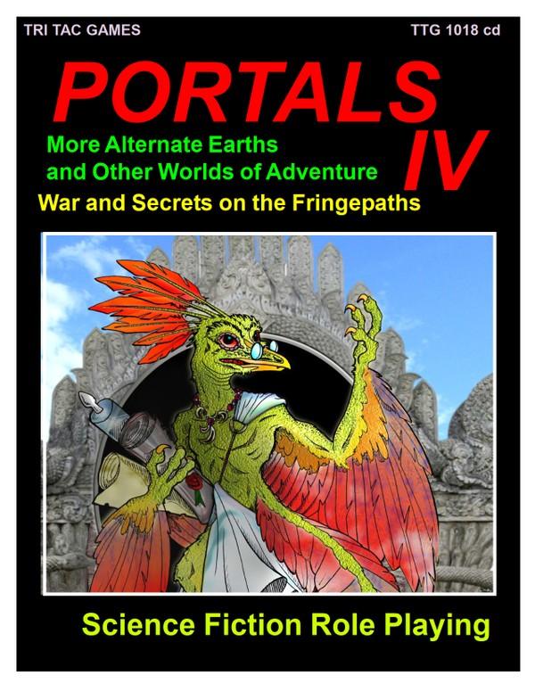 Fringeworthy: Portals IV