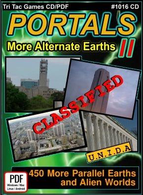 TTG#1016 FW Portals II More Alternate Earths