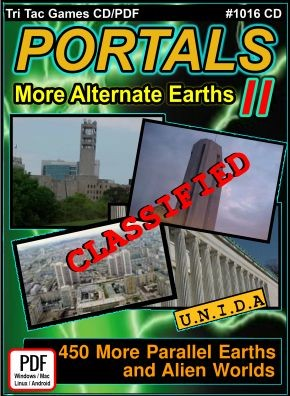 Fringeworthy® Portals II More Alternate Earths