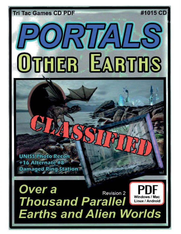 Fringeworthy® Portals I Other Earths