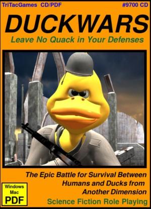 TTG@#9700 Duck Wars
