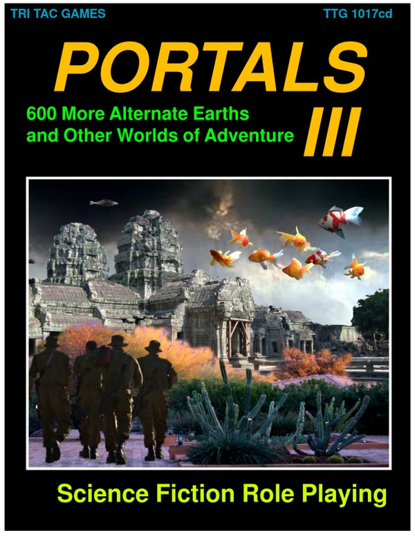 Fringeworthy® Portals III Exploration Notebook