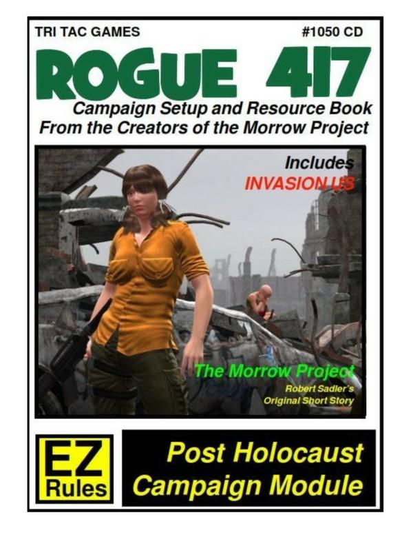 Fringeworthy® Rogue 417 & Invasion U.S.