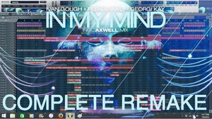 Ivan Gough & Feenixpawl Ft. Georgi Kay - In My Mind (Axwell Mix) [Complete Remake]
