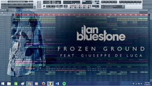 ilan Bluestone - Frozen Ground (Remake) [Progressive Trance FLP]