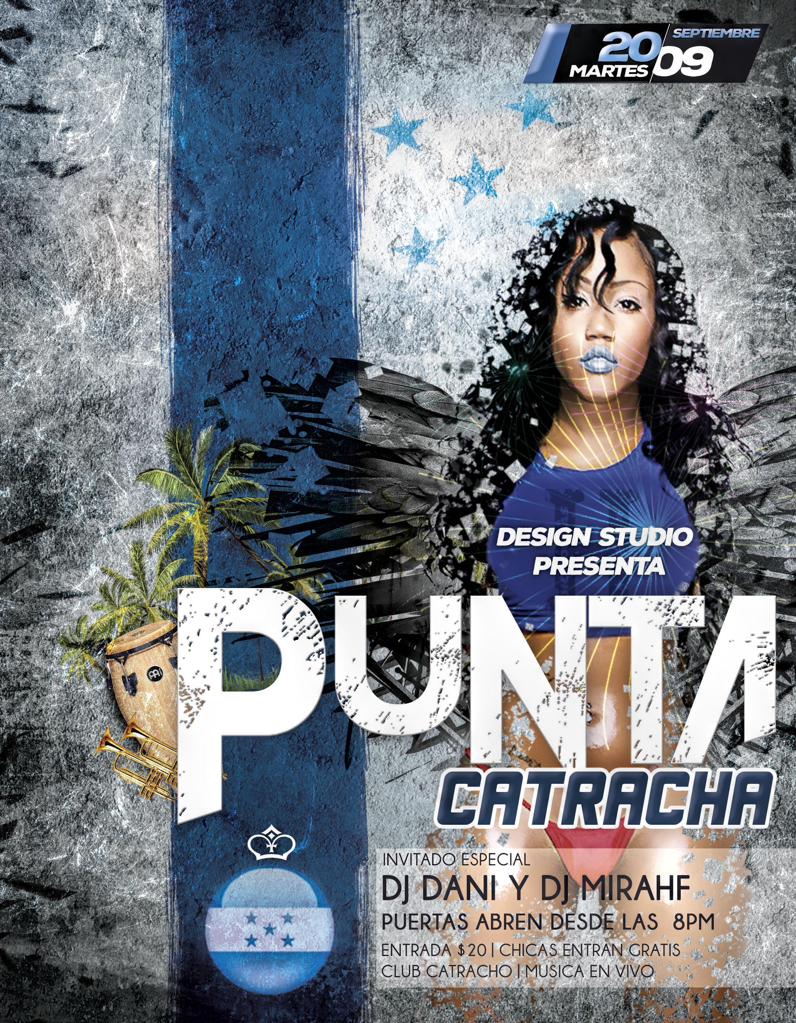 Punta catracha