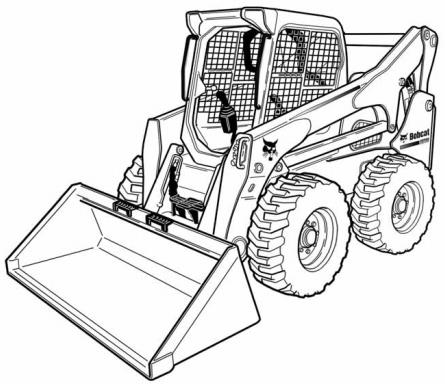 Wire Diagram For Bobcat T250