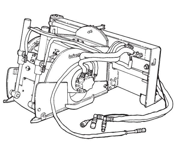 Bobcat B200 Wiring Schematic