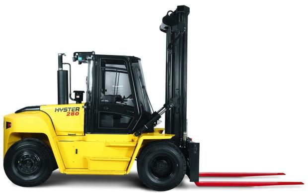 Hyster H300HD, H330HD, H360HD, H360HD-EC [F019] Forkli
