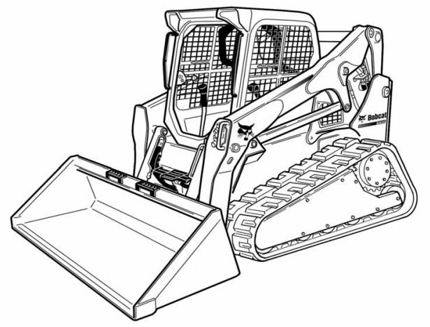 Bobcat T650 Wire Diagram