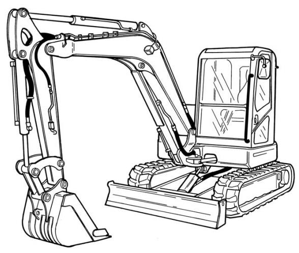 Bobcat Equipment Electrical Diagram
