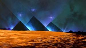 Pyramid Healing Freqeuncy Binaural Beats Pyramid Meditation Pain Relief