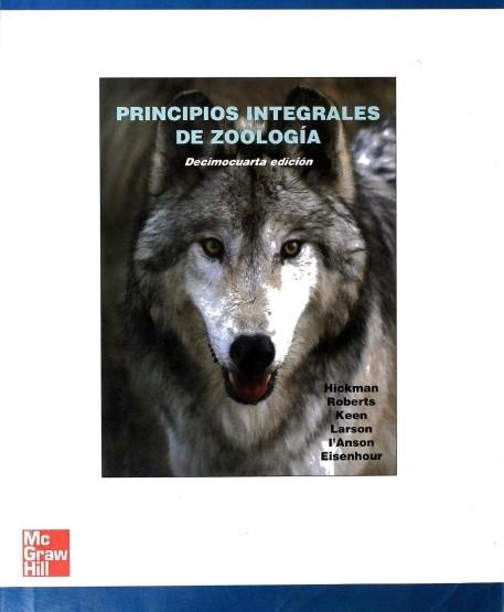 Principios Integrales de Zoología edicion 14 Español