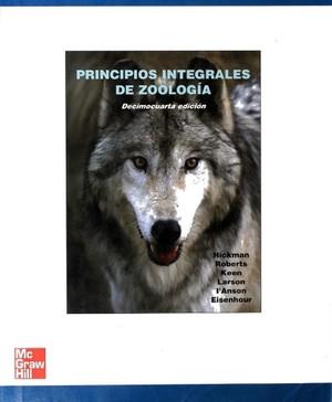 Principios Integrales de zoología pdf español limitado