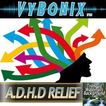 ADHD Relief is a 30 minute Subliminal Empowering MP3