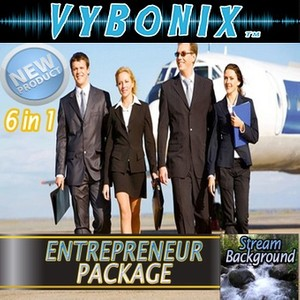 Entrepreneur Package Subliminal Empowering MP3