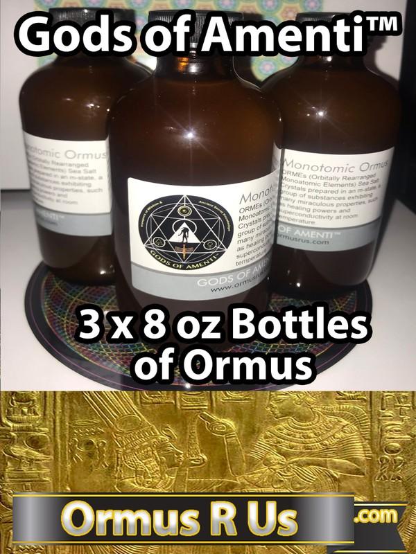 3 Ormus